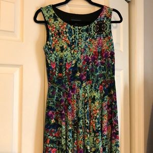 Cynthia Rowley fit and flair dress 👗